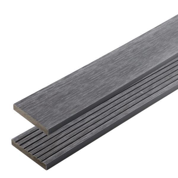 listwa kompozytowa prosta premium grey
