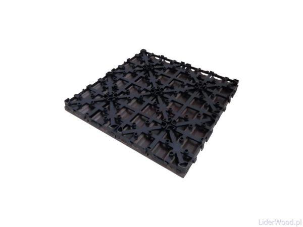 deska kompozytowa1 13 600x450 - Podest Tarasowy Kompozytowy Antracyt 30 x 30 x 2,5cm