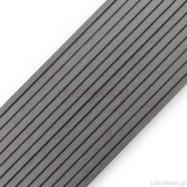 deska kompozytowa3 1 600x600 - Deska Tarasowa Kompozytowa Standard Jasny Szary - dł. 2,4m
