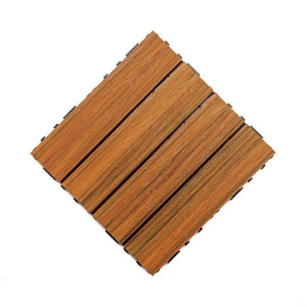 podest tarasowy kompozytowy premium złoty dąb 30x30