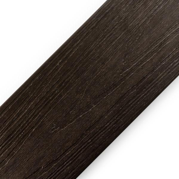 deska kompozytowa tarasowa premium II generacji deseń drewna walnut
