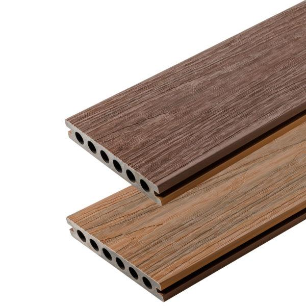 deska kompozytowa tarasowa premium red wood
