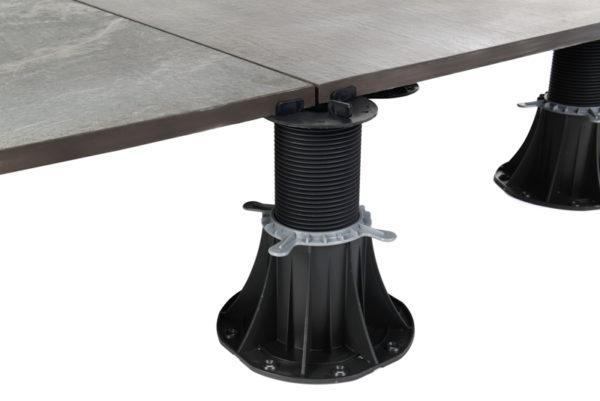 DSC 6536 600x401 - Wspornik Tarasowy Regulowany Pod Płyty DD Group 120-220mm