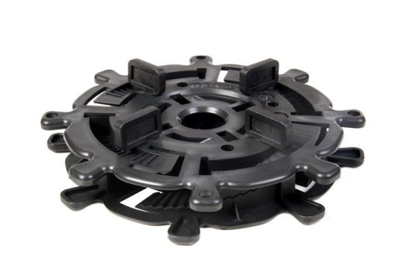 wspornik 17 30  600x400 - Wspornik Tarasowy Regulowany Spiralny Pod Płyty DD Group 17-30mm