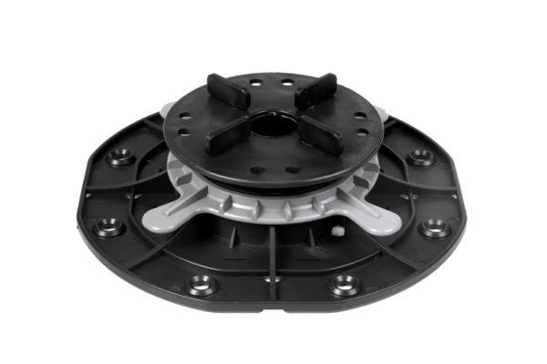 wspornik tarasowy pod płyty 30 45 600x400 - Wspornik Tarasowy Regulowany Pod Płyty DD Group 30-45mm