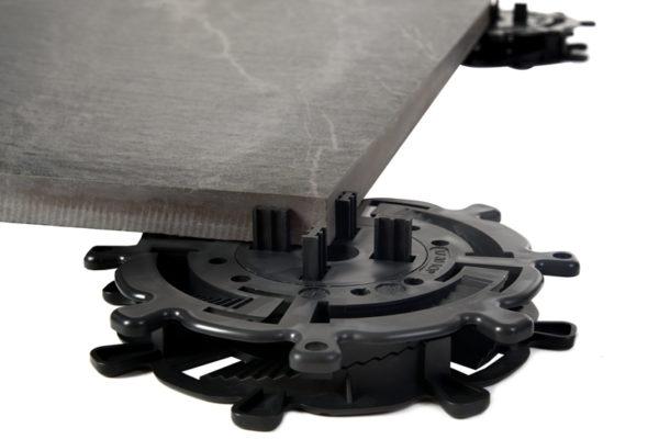 wspornik tarasowy pod plyty plyta 17 30 600x400 - Wspornik Tarasowy Regulowany Spiralny Pod Płyty DD Group 17-30mm