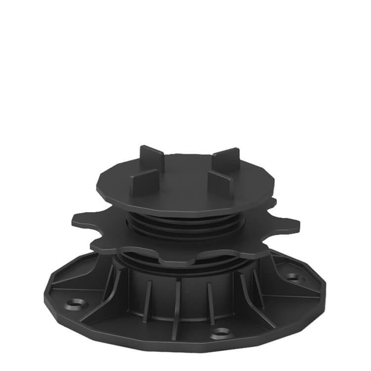 Wspornik tarasowy regulowany pod płyty 35mm 70mm