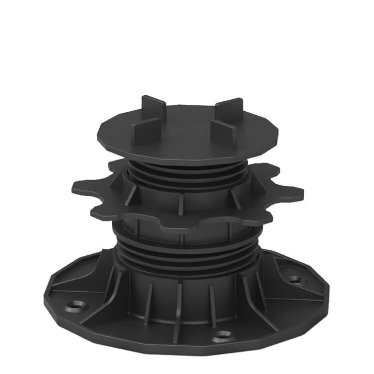Wspornik tarasowy regulowany pod płyty 60mm 145mm