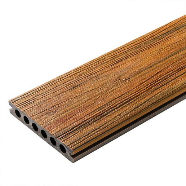 Deska kompozytowa tarasowa Premium Amber2 600x600 - Deska Tarasowa Kompozytowa Premium Amber - dł. 3m
