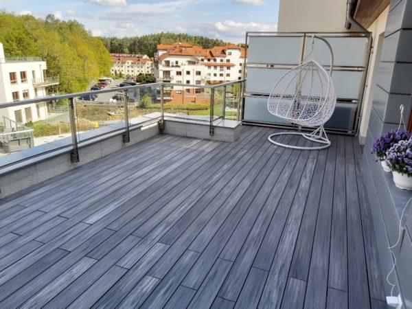 20200516 160801 600x450 - Deska Tarasowa Kompozytowa Premium Gray - dł. 3m