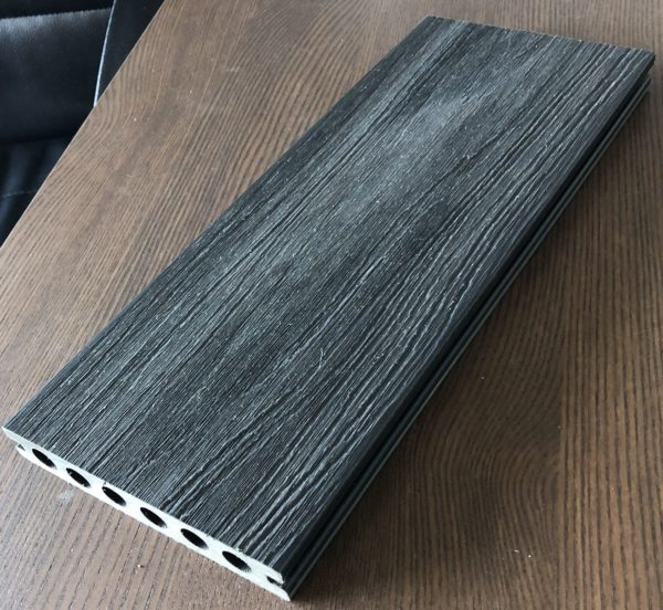 Antracyt 600x552 - Deska Tarasowa Kompozytowa Premium Antracyt - dł. 3m