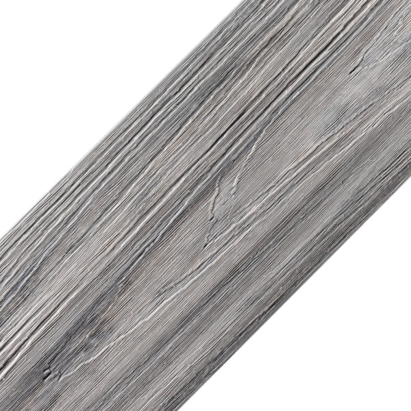 kolor deska premium grey jasna 600x600 - Deska Tarasowa Kompozytowa Premium Gray - dł. 4m