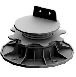 wspornik ETL 35 70 bok - Wspornik Tarasowy Regulowany pod legar ETL 35-70mm