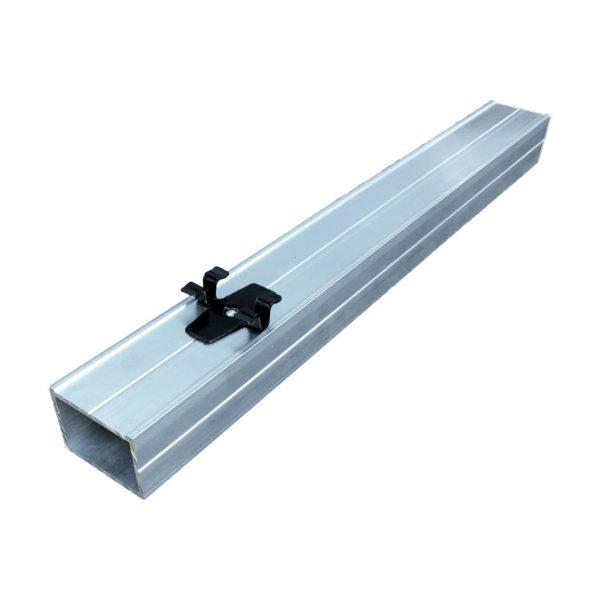 Legar Aluminiowy 40x30. klips L7 czarny jpg 600x600 - Legar Aluminiowy 40x30 - dł. 4m