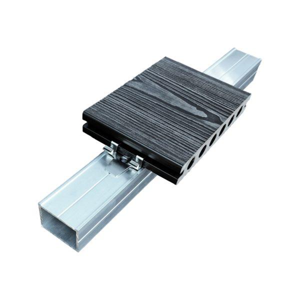 Legar Aluminiowy 40x30. klips L7 deska 3D jpg 600x600 - Legar Aluminiowy 40x30 - dł. 4m