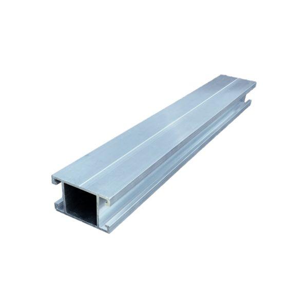 Legar Aluminiowy 50x30. przekrój jpg 600x600 - Legar Aluminiowy 50x30 - dł. 4m