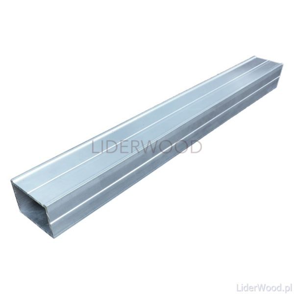 deska kompozytowaLegar Aluminiowy 40x30 jpg1 600x600 - Legar Aluminiowy 40x30 - dł. 4m