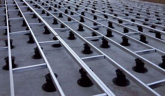 legary aluminiowe wsporniki 2 - Legar Aluminiowy 40x30 - dł. 4m