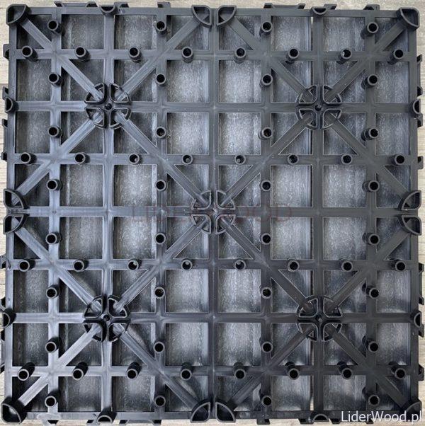 deska kompozytowa3 4 600x602 - Podest Tarasowy Kompozytowy Premium Grey 30 x 30 x 2,5cm