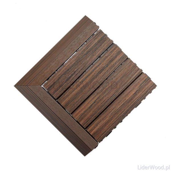 deska kompozytowa7 2 600x600 - Podest Tarasowy Kompozytowy Premium Narożny Prawy Redwood