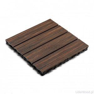 deska kompozytowa9 1 300x300 - Podest Tarasowy Kompozytowy Premium Redwood 30 x 30 x 2,5cm