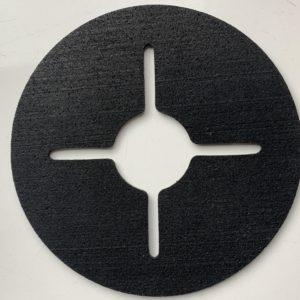 podkładka gumowa taras wentylowany