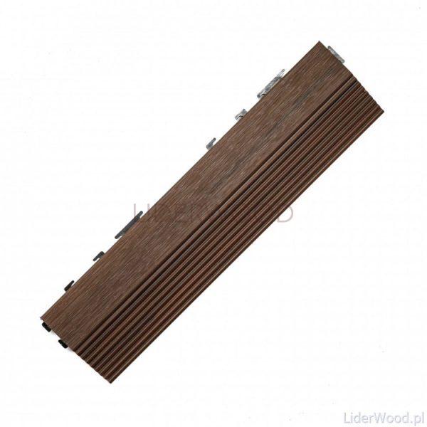 deska kompozytowa1 9 600x600 - Podest Tarasowy Kompozytowy Premium Boczny Redwood