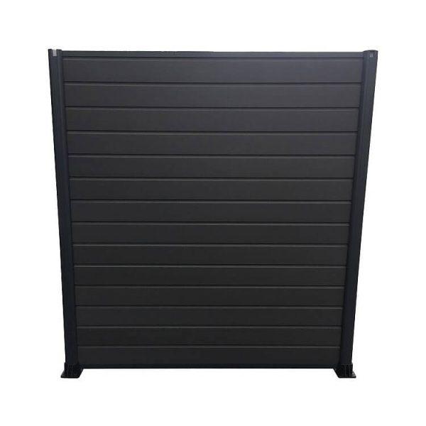 ogrodzenie kompozytowe ogrodzenia z deski kompozytowej 600x600 - Słupek Ogrodzeniowy Aluminiowy