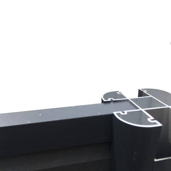 ogrodzenie kompozytowe ogrodzenia z deski kompozytowej3 600x600 - Słupek Ogrodzeniowy Aluminiowy