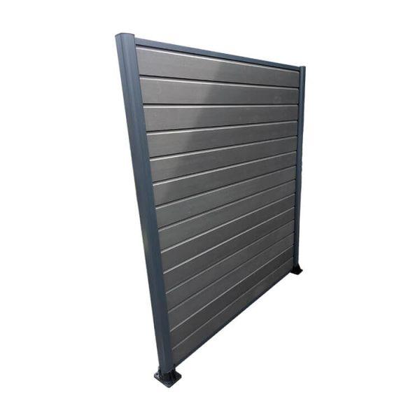 ogrodzenie kompozytowe ogrodzenia z deski kompozytowej5 600x600 - Słupek Ogrodzeniowy Aluminiowy
