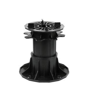 wspornik tarasowy regulowany samopoziomujacy pod plyty etp flex 150mm 230mm 300x300 - Wspornik Tarasowy Regulowany Samopoziomujący Pod Płyty ETP Flex 150-230mm