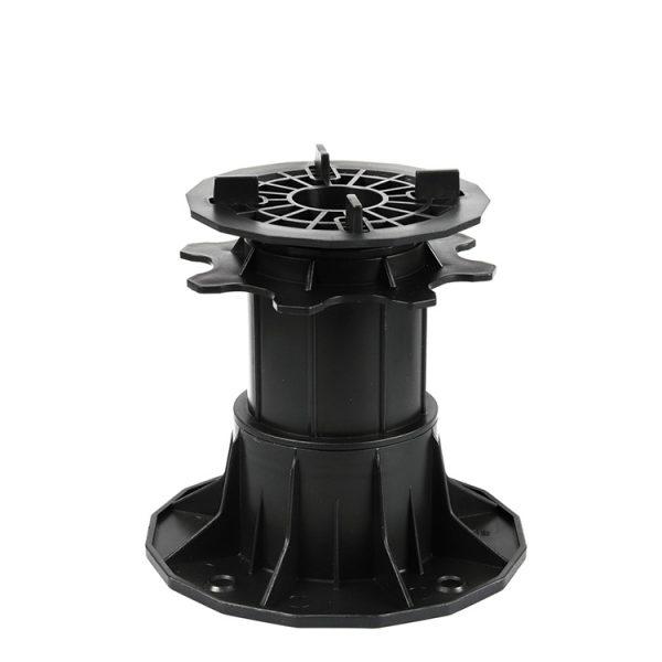 wspornik tarasowy regulowany samopoziomujacy pod plyty etp flex 150mm 230mm 600x600 - Wspornik Tarasowy Regulowany Samopoziomujący Pod Płyty ETP Flex 150-230mm