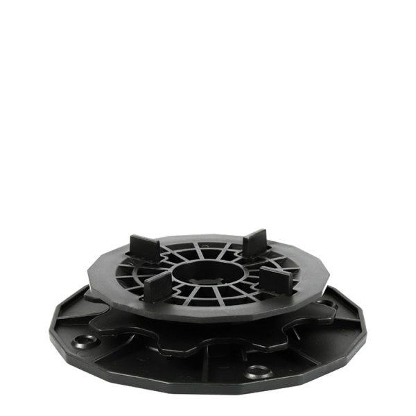 wspornik tarasowy regulowany samopoziomujacy pod plyty etp flex 30mm 45mm 600x600 - Wspornik Tarasowy Regulowany Samopoziomujący Pod Płyty ETP Flex 30-45mm