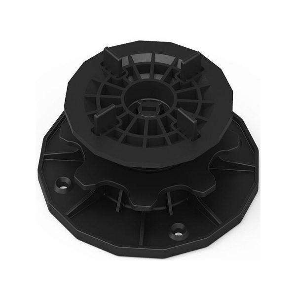 wspornik tarasowy regulowany samopoziomujacy pod plyty etp flex 30mm 45mm5 600x600 - Wspornik Tarasowy Regulowany Samopoziomujący Pod Płyty ETP Flex 30-45mm