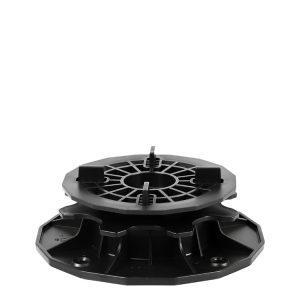 wspornik tarasowy regulowany samopoziomujacy pod plyty etp flex 45mm 80mm 300x300 - Wspornik Tarasowy Regulowany Samopoziomujący Pod Płyty ETP Flex 45-80mm
