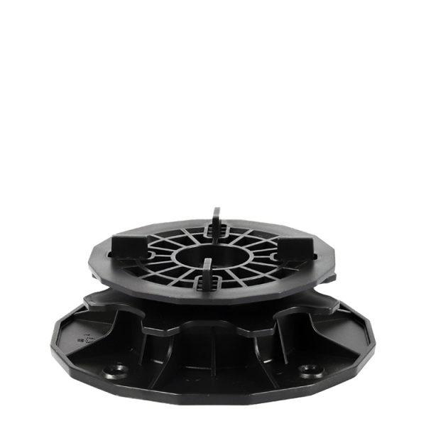 wspornik tarasowy regulowany samopoziomujacy pod plyty etp flex 45mm 80mm 600x600 - Wspornik Tarasowy Regulowany Samopoziomujący Pod Płyty ETP Flex 45-80mm