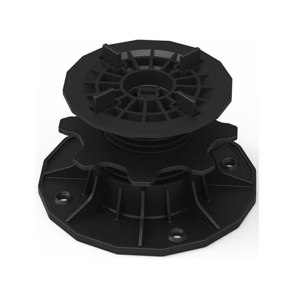wspornik tarasowy regulowany samopoziomujacy pod plyty etp flex 45mm 80mm4 600x600 - Wspornik Tarasowy Regulowany Samopoziomujący Pod Płyty ETP Flex 45-80mm